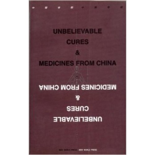 Unbelievable cures & medicines from China -50%