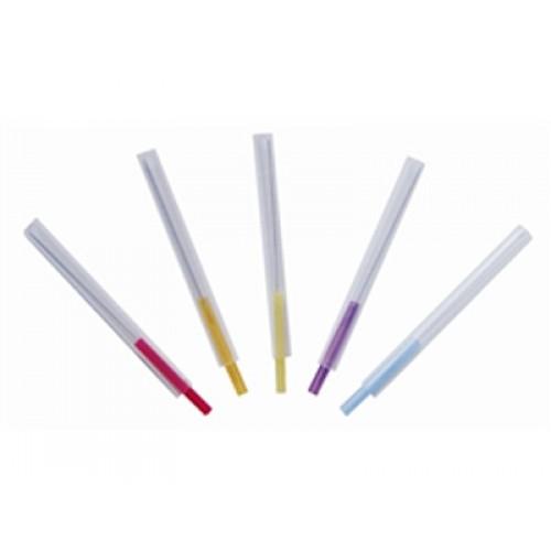 0,18*30mm EACU Manche en plastique siliconé+Tube