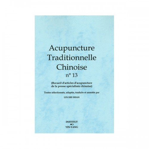 Acupuncture traditionnelle chinoise nº13