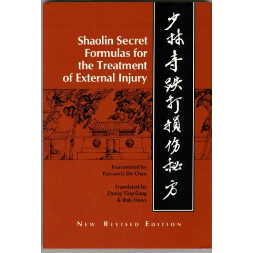 Shaolin secret formulas for treatment ...