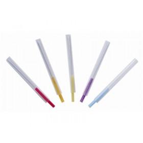 0,20*25mm EACU Manche en plastique avec silicone