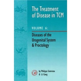 The treatment of disease in TCM - Volume 6