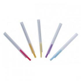 0,12*15mm EACU Manche en plastique siliconé+Tube