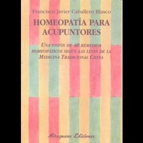 Homeopatía para acupuntores