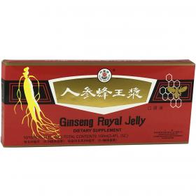 Élixir Impérial Ginseng et Gelée royale