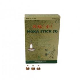 Cônes adhésifs de moxa avec support métallique