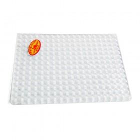 Plaque plastique pour préparation de vaccaria