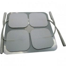 Électrodes adhésives, rectangulaires (PRO AWQ-105)