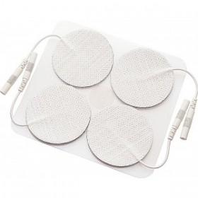 Électrodes adhésives, rondes (PRO AWQ-105)
