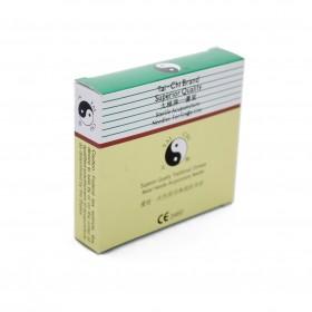 0,16*10mm TAI CHI Manche argent avec silicone