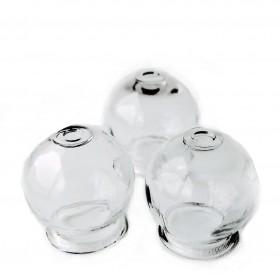Kit de ventouses en verre